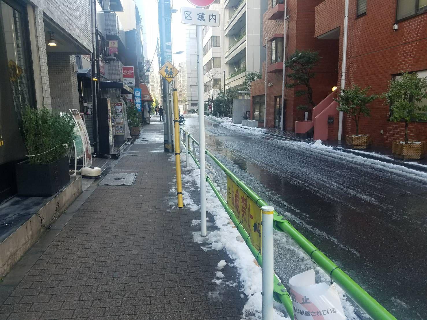 雪かき30年